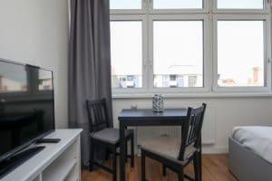 Möblierte Apartments in Berlin-Moabit