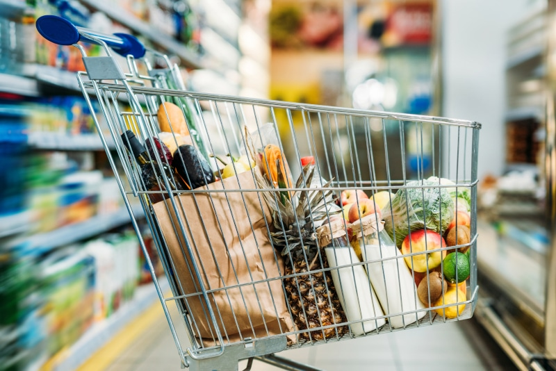 Späti und Supermärkte in Berlin