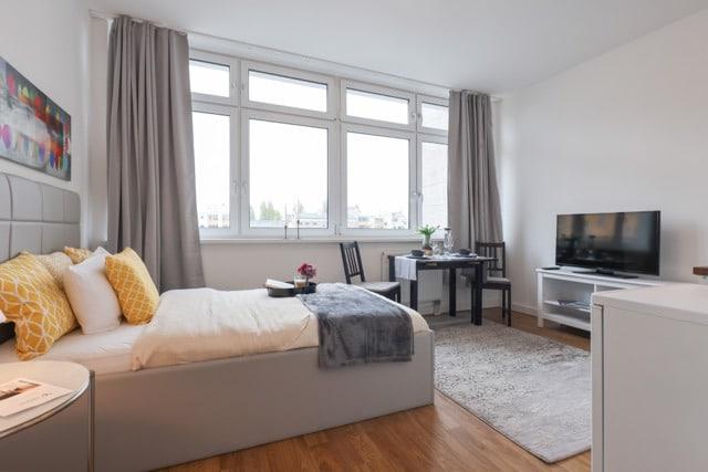 möbliertes Apartment in Berlin-Moabit